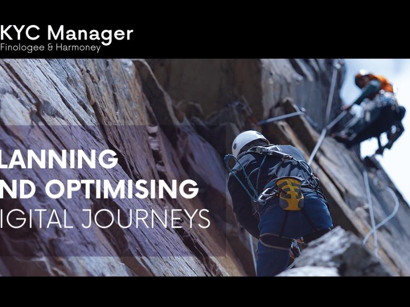 Plannig and optimising Digital Journeys